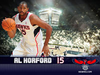 Al Horford Hawks Wallpaper