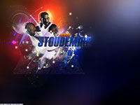 Amare Stoudemire 2010 Widescreen Wallpaper