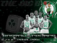 Boston Celtics 2011 - 2560x1920 Wallpaper