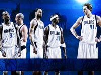 Dallas Mavericks 2011 NBA Conference Finals Widescreen Wallpaper