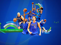 Dallas Mavericks 2011 NBA Finals Widescreen Wallpaper