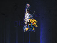 Eric Bledsoe Kentucky Wildcats Widescreen Wallpaper