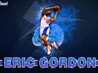 Eric Gordon 2011 Clippers Widescreen Wallpaper