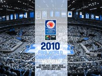 FIBA Women World Championship 2010 Wallpaper