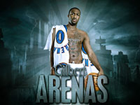 Gilbert Arenas Zero Change Wallpaper