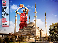 Hidayet Turkoglu FIBA World Championship 2010 Wallpaper