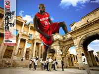 Joel Anthony FIBA World Championship 2010 Wallpaper