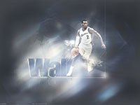 John Wall Wizards Widescreen Wallpaper