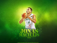 Jonas Maciulis Lithuania Widescreen Wallpaper