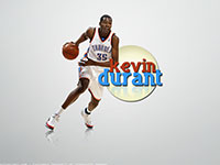 Kevin Durant Wallpaper 1600x900 Wallpaper