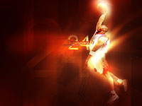 Kobe Bryant 1280x1024 Dunk wallpaper