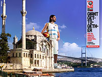 Luis Scola FIBA World Championship 2010 Wallpaper