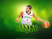 Mantas Kalnietis Lithuania Widescreen Wallpaper