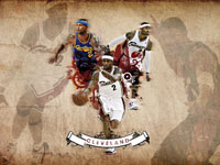 Mo Williams Cavaliers Widescreen Wallpaper