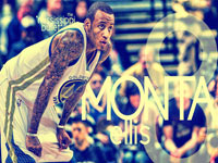 Monta Ellis 2011 Warriors Widescreen Wallpaper