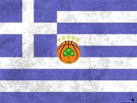 Panathinaikos Athens BC Wallpaper