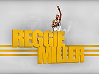 Reggie Miller Pacers Widescreen Wallpaper