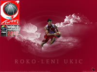 Roko-Leni Ukic FIBA World Championship 2010 Wallpaper