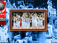 Serbia FIBA World Championship 2010 Wallpaper