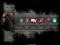 Shaqs Legacy Widescreen Wallpaper