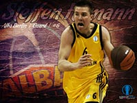 Steffen Hamann ALBA Berlin Wallpaper