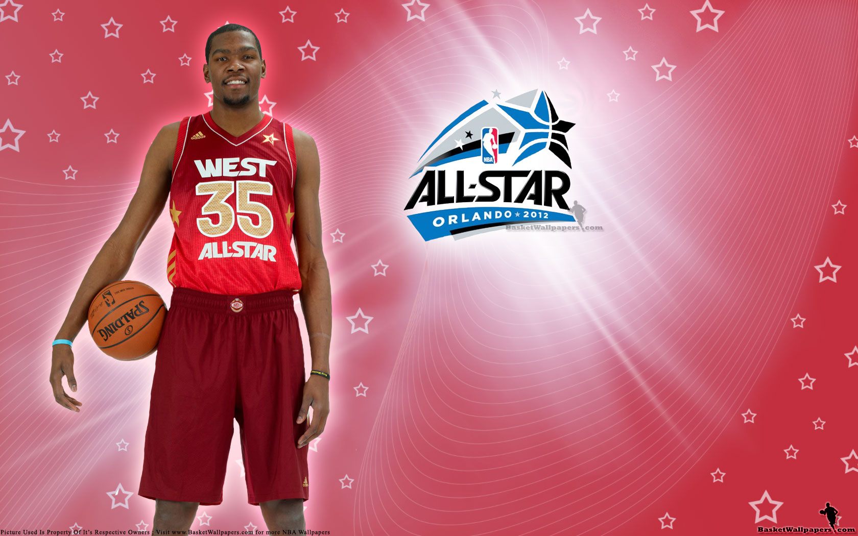 size 40 dce64 a3289 2012 NBA All-Star Kevin Durant Wallpaper