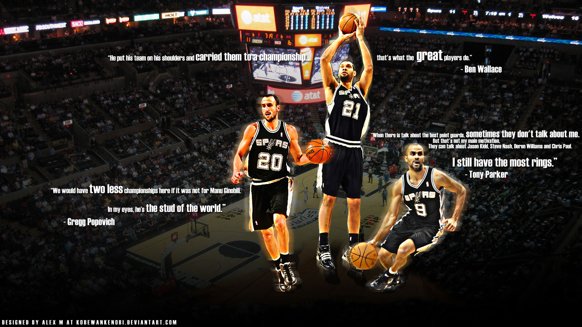 Manu Ginobili Quotes
