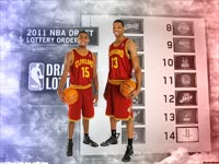2011 NBA Draft Cleveland Cavaliers Rookies Widescreen Wallpaper