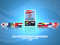 2011 U19 FIBA World Championship Wallpaper