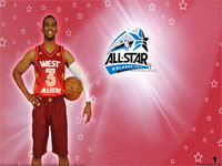 2012 NBA All-Star Chris Paul Wallpaper