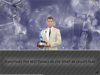 Blake Griffin Child Dunk Widescreen Wallpaper
