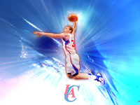 Blake Griffin Clippers 2012 1920x1200 Wallpaper