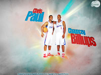 CP3 Chauncey Billups Clippers 1680x1050 Wallpaper