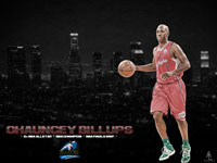 Chauncey Billups Clippers 2012 All-Star Wallpaper