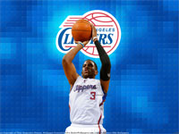 Chris Paul L.A. Clippers 2012 2560x1600 Wallpaper