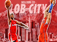 Clippers 2012 Welcome To Lob City Wallpaper