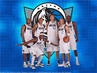 Dallas Mavericks 2012 Team 2560x1600 Wallpaper