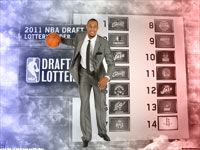 Derrick Williams 2011 NBA Draft Widescreen Wallpaper