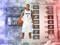 Derrick Williams Minnesota Timberwolves Jersey Widescreen Wallpaper