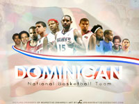 Dominican Republic 2011 Team Wallpaper