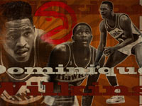 Dominique Wilkins Hawks 1680x1050 Wallpaper
