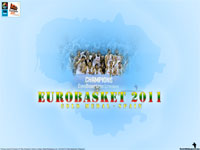 Eurobasket 2011 Gold Medal Spain Wallpaper