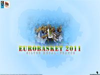 Eurobasket 2011 Silver Medal France Wallpaper