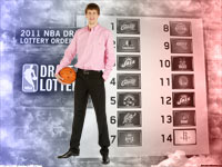 Jan Vesely 2011 NBA Draft Widescreen Wallpaper