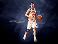 Jeremy Lin Knicks 1920x1200 Wallpaper