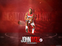 John Wall Between Legs Pass 1680x1050 Wallpaper