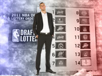 Jonas Valanciunas 2011 NBA Draft Widescreen Wallpaper