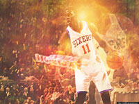 Jrue Holiday 76ers 1680x1050 Wallpaper