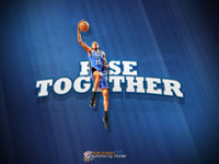 Kevin Durant Rise Together 1680x1050 Wallpaper
