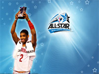 Kyrie Irving 2012 Rising Stars Challenge MVP Wallpaper